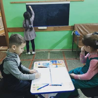 Игротека - Детский клуб «Веселая планета».