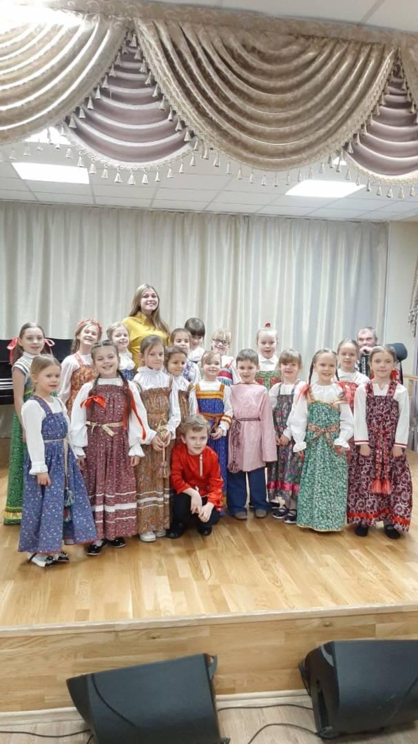 Студия народного вокала «Соловушка»