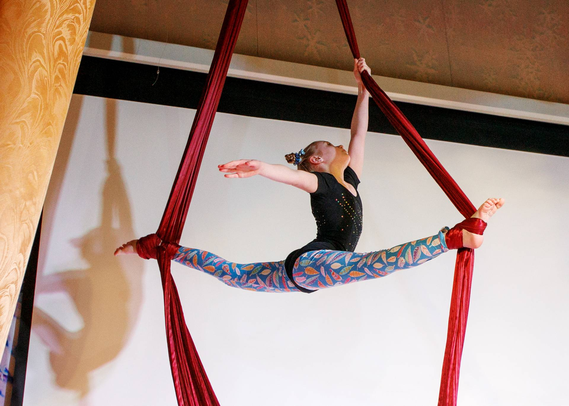 Студия цирковой гимнастики Валентины Лагутиной