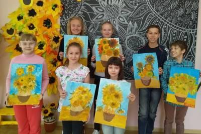 Детская студия прикладного творчества «Акварелька» -Руководитель Никулина Марина Александровна