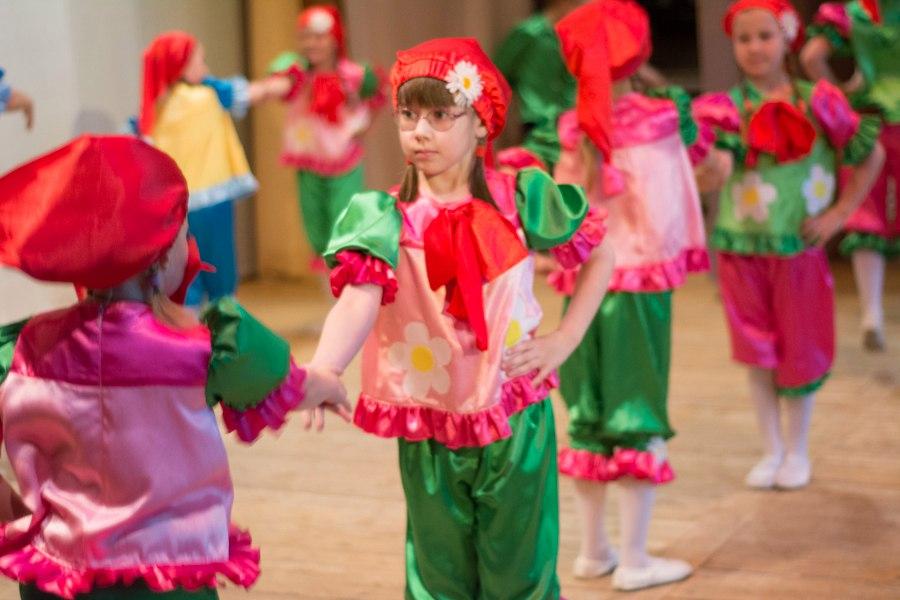 Детская хореографическая студия «Капельки» - Художественный руководитель коллектива Тишина Екатерина Александровн