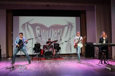Вокально-инструментальный ансамбль «FunDay» Руководитель – Куликов Иван Сергеевич
