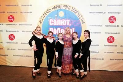 Спортивно-хореографический коллектив «Эксклюзив»   от 6 лет.