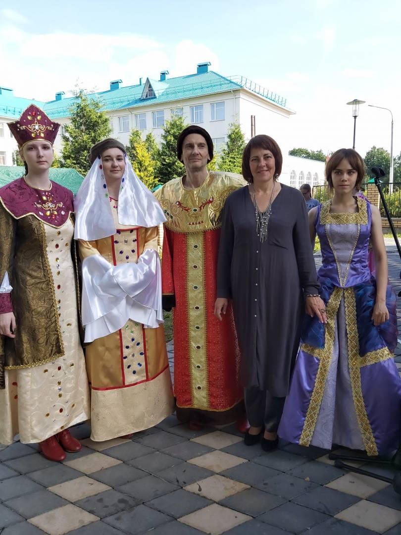 День села Павловская Слобода