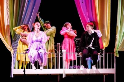 Спектакль «Ромео и Джульетта. Игра»