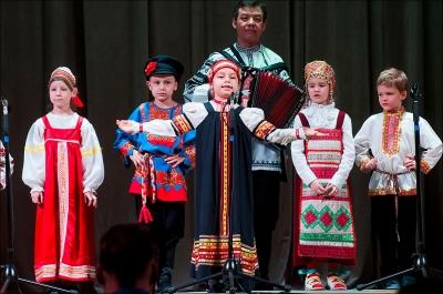 Образцовый коллектив Фольклорный ансамбль «Забавушка»