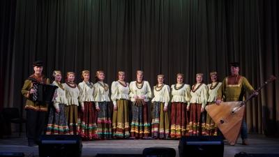 Народный коллектив Ансамбль русской песни «Раздолье»