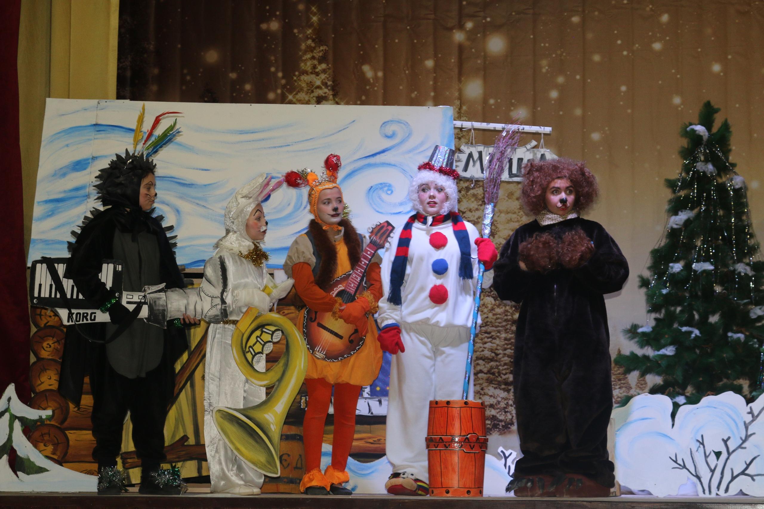 Образцовый коллектив «Детская театральная студия «Эксперимент»