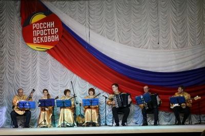 Ансамбль русских народных инструментов Глебовского Дома культуры