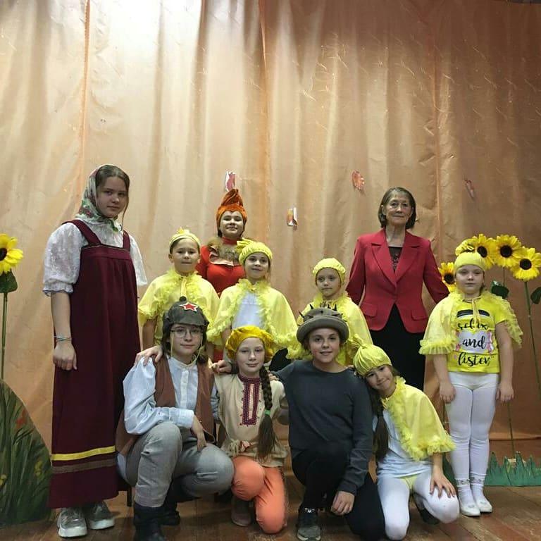 Театральный коллектив «Юность» от 7 лет