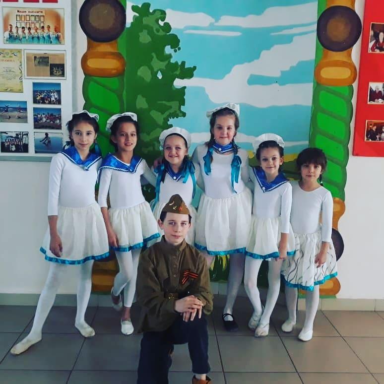 Танцевальные коллективы «Созвездие»