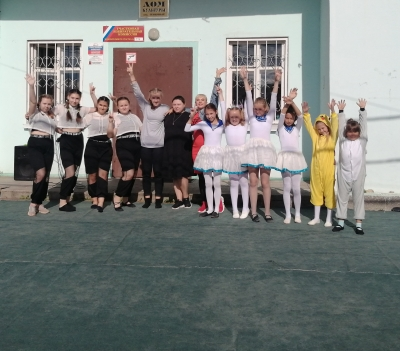 Танцевальные коллектив  «Северные крылья (North wings)» от 11 лет