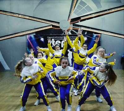 Группа Современного танца «Калипсо»  - от 6 лет