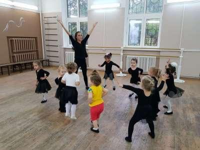 Группа ритмики «Малышкина школа» - с  2,5 лет