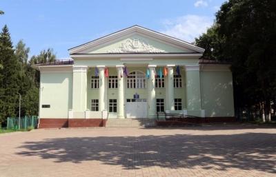 Глебовская библиотека