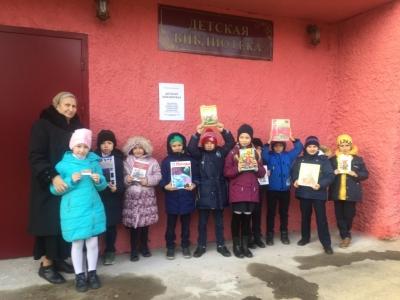 Павло-Слободская детская библиотека