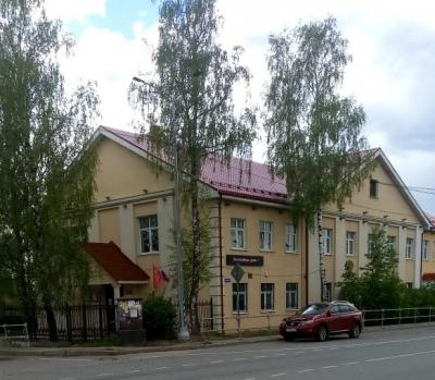 Покровская библиотека